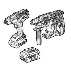 Аккумуляторный инструмент